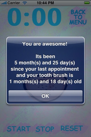 Toothbrush Timer screenshot 4