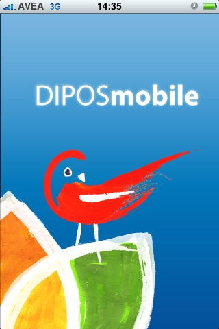 Dipos Mobile screenshot 1