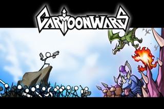 Cartoon Wars screenshot1