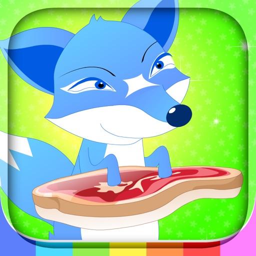 BabyStar : 狐狸分肉