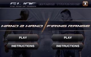 Screenshots of G.I. JOE: THE RISE OF COBRA - BASIC TRAINING for iPhone