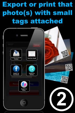 Memo Tag FREE screenshot 2