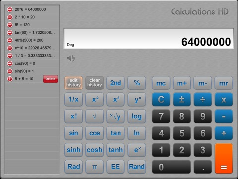 Calculator Expert Screenshot