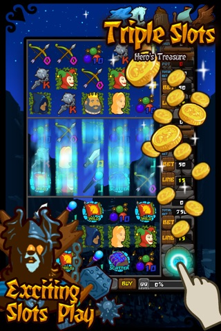 Triple Slots screenshot 3