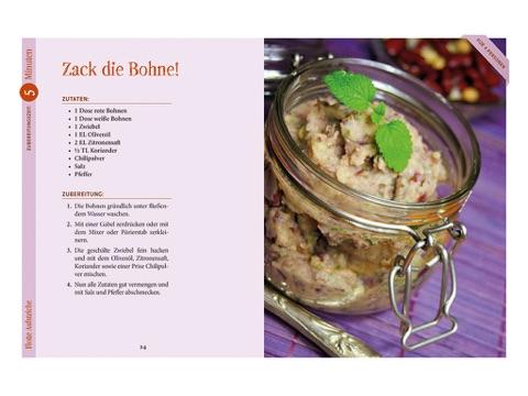 veganer flammkuchen ? ein simples rezept für die schnelle küche ... - Schnelle Vegane Küche