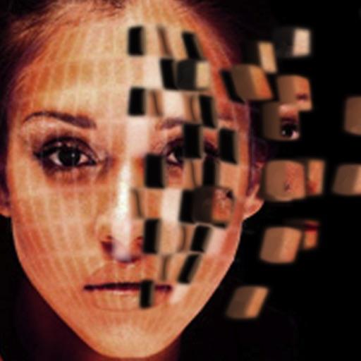 3D Face Icon