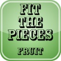 Fit-the-pieces-Fruit icon