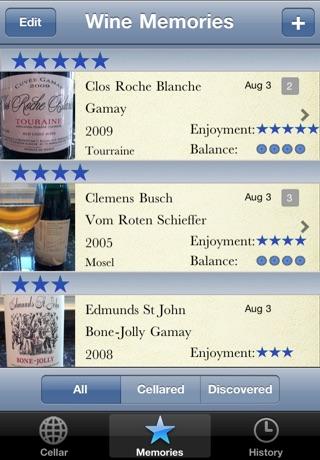 Wine Memories Скриншоты5