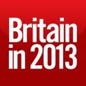 Britain in 2013 magazine icon