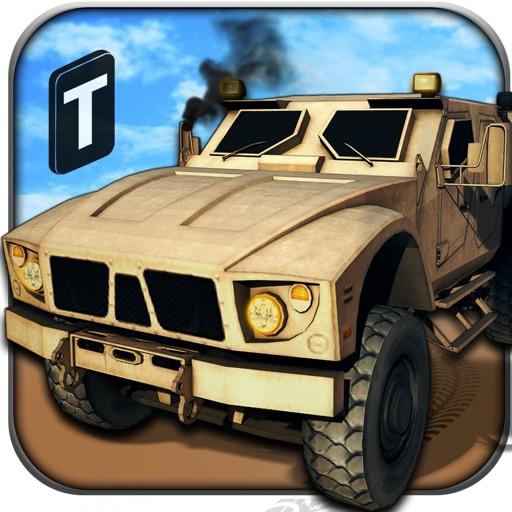 Army Trucker Parking Simulator - Top Free Military War Vehicle Simulator Game