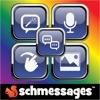 Schmessages+ Picture Caption Messages & Sound Effects DJ Mixer Board