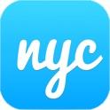 NYC New York Carte en ligne & vols. Les billets avion, aéroports, location de voiture, réservation h