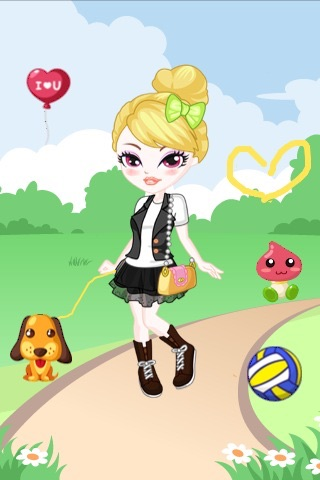Princess DressUp screenshot 3