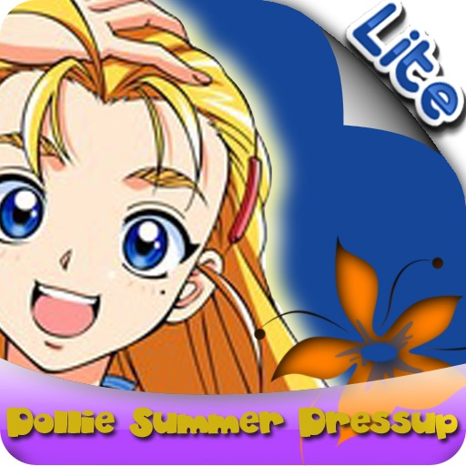 Dollie Summer Dress Up - FREE Icon