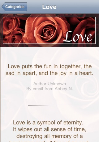Sayings - for greeting cards and guestbooks screenshot 3