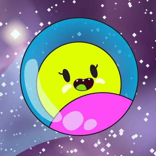 Captain Bubblenaut iOS App