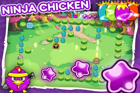 Ninja Chicken Egg Collector screenshot 4