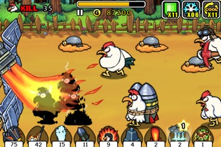 Chicken Revolution Скриншоты4