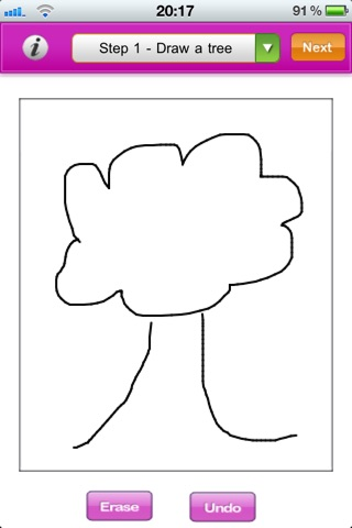 Draw Me a Tree screenshot 1