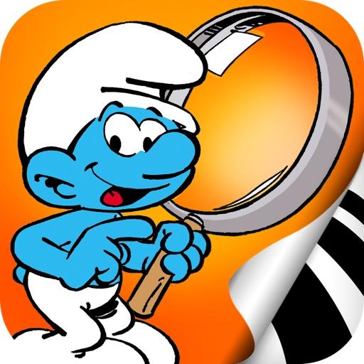 The Smurfs Hide & Seek with Hefty