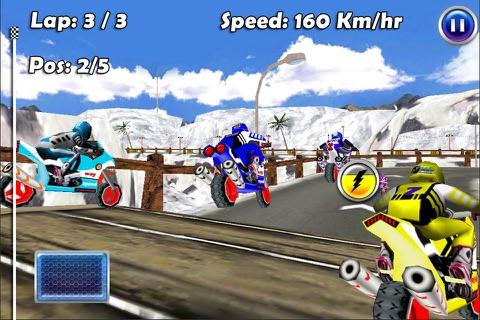 Super Bike Challenge screenshot 2