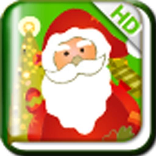 【精品读物】AntGoGo_ 圣诞老人的由来_幼儿故事 HD