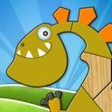 Kids Puzzles - Dinosaurs, Farm Animals, & Ocean Sea life icon