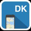 Denmark & Copenhagen offline map, guide, weather, hotels. Free GPS navigation.