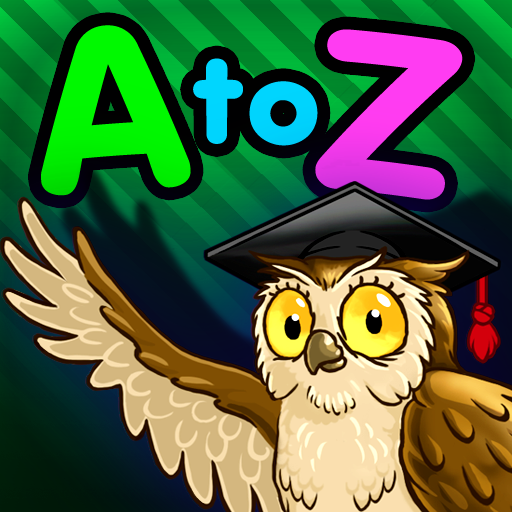 A到Z猫头鹰太太学习树3 A to Z - Mrs. Owl's Learning Tree - 3