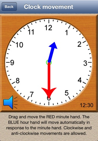 Toy Clock Lite screenshot 2