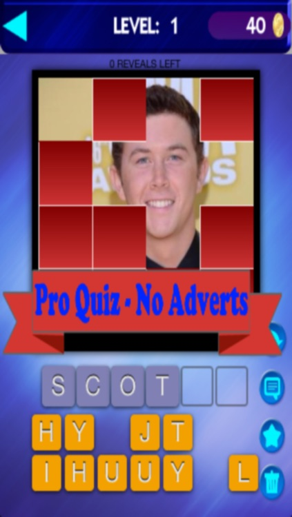 Guess Who American Music Artists Reveal Quiz Pro - Pop Idol Edition - Ad  Free Version by Cool Fun Apps Ltd