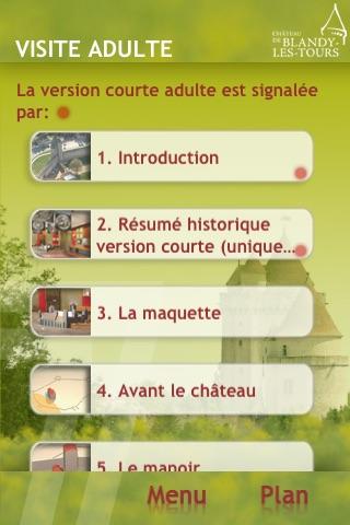 Château de Blandy-les-ToursCapture d'écran de 2