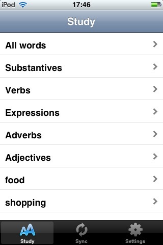 Keep Your Word Reader screenshot 1