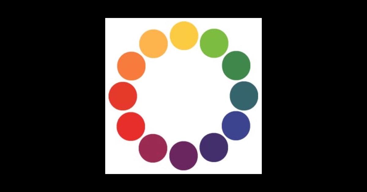 Color Wheel Ryb App Store