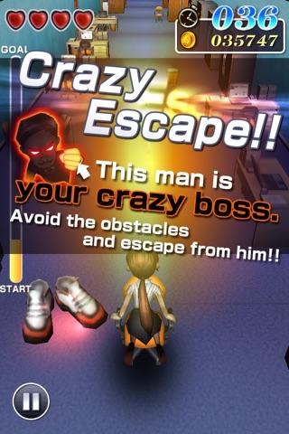 Crazy Boss screenshot 1