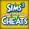 Cheats for Sims 3 World Adventures icon
