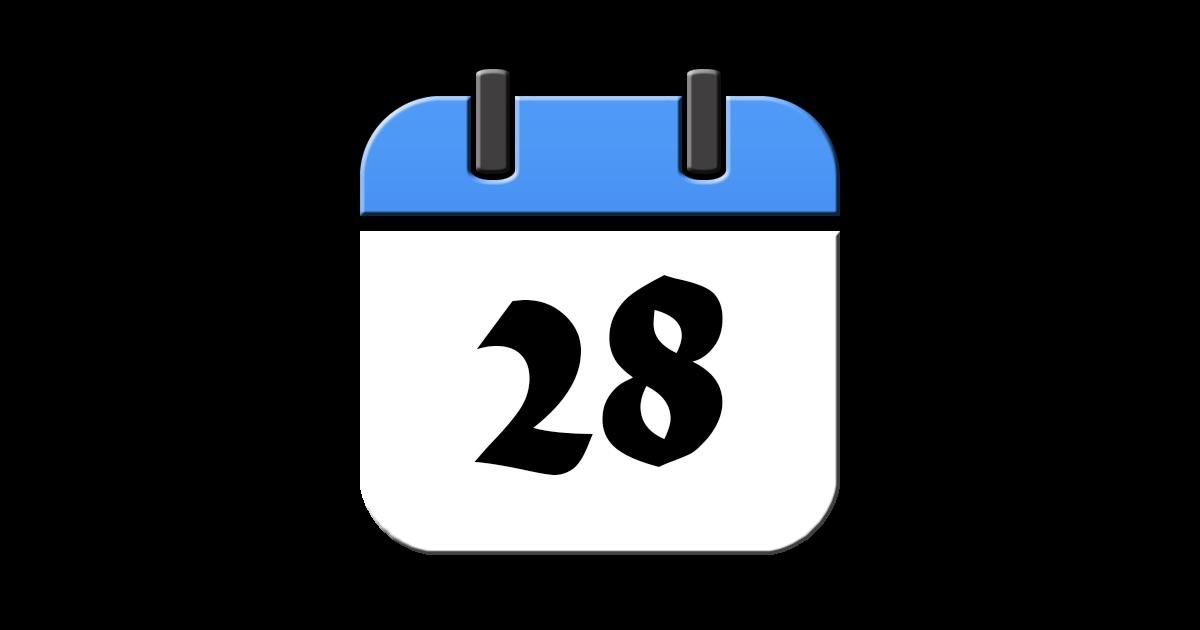 Desktop Calendar Mac : Desktop calendar:在 mac app store 上的内容