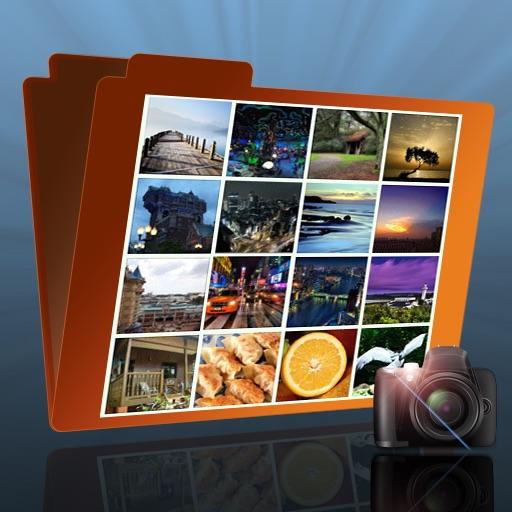 照片视频轻松管理:EasyBums ~ photo & video albums on the go!【主题分类管理】