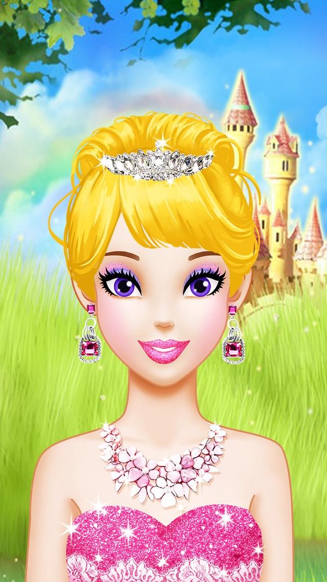 Princess Salon - Girls Gamesのおすすめ画像4