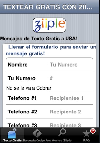 download Free Texting in Spanish apps 0