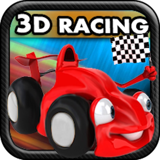 Cartoon Racing ( 3D Fun Racing Games ) iOS App