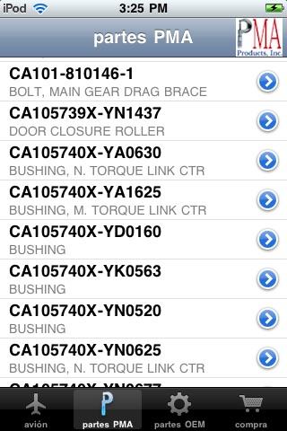PMA Products screenshot 4