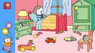 L'imagier–jeu : la journée de T'choupi Screenshot 3