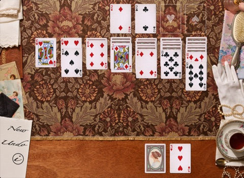 Parlour Solitaire screenshot 2