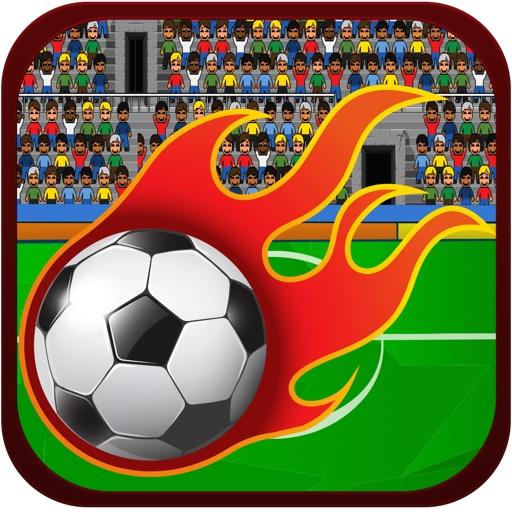 Real Star Soccer Kick League Pro iOS App