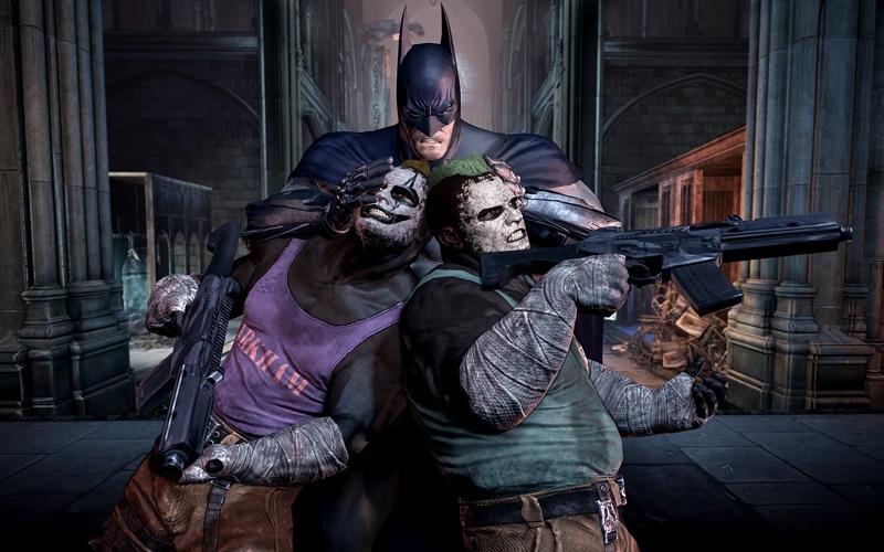 Screenshot #4 for Batman: Arkham City GOTY
