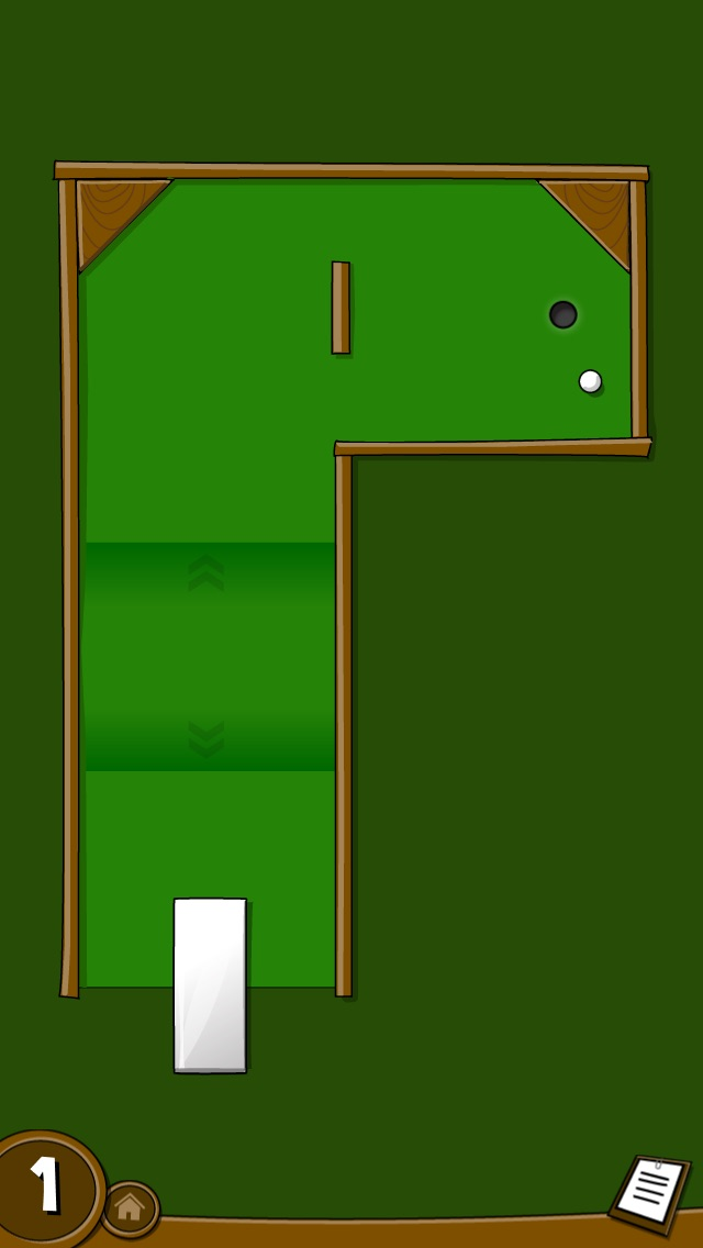Golfstacle! Minigolf Screenshot