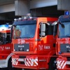 Das Feuerwehrauto und andere Einsatzfahrzeuge v2