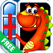 Dino Hospital- Educational Doctor Games For Kids Boys & Girls Education Free