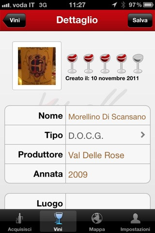 Vinello™ screenshot 3